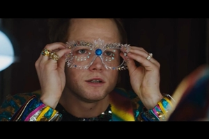 Rocketman cast photo