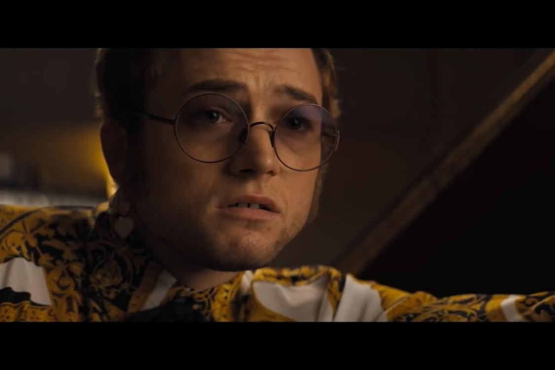 Still 4 for Rocketman