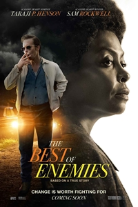 Poster of Best of Enemies, The