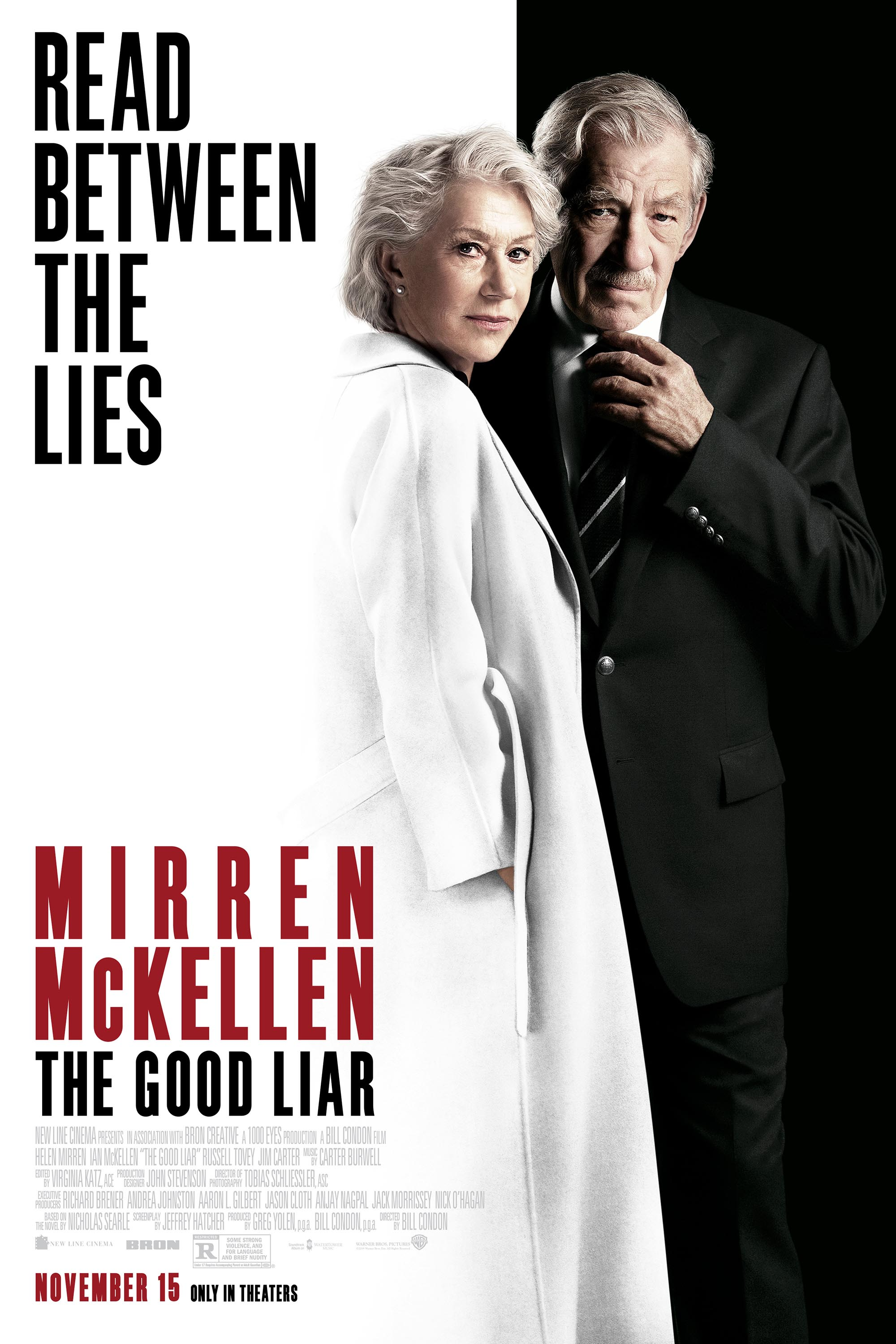 Poster for Good Liar, The