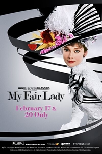 Poster of My Fair Lady 55th Anniversary (1964) presented by TCM