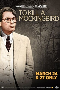 To Kill A Mockingbird (1962) presented by TCM