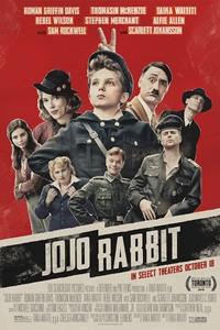 Poster of Jojo Rabbit