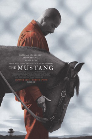 Poster for The Mustang