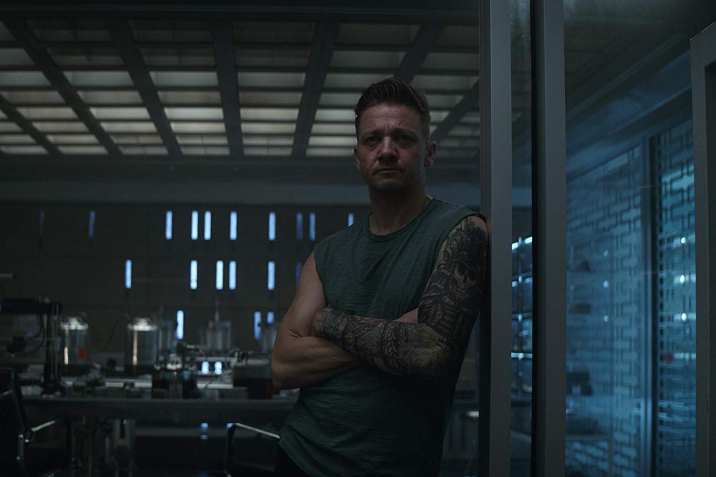 Still 9 for Avengers: Endgame