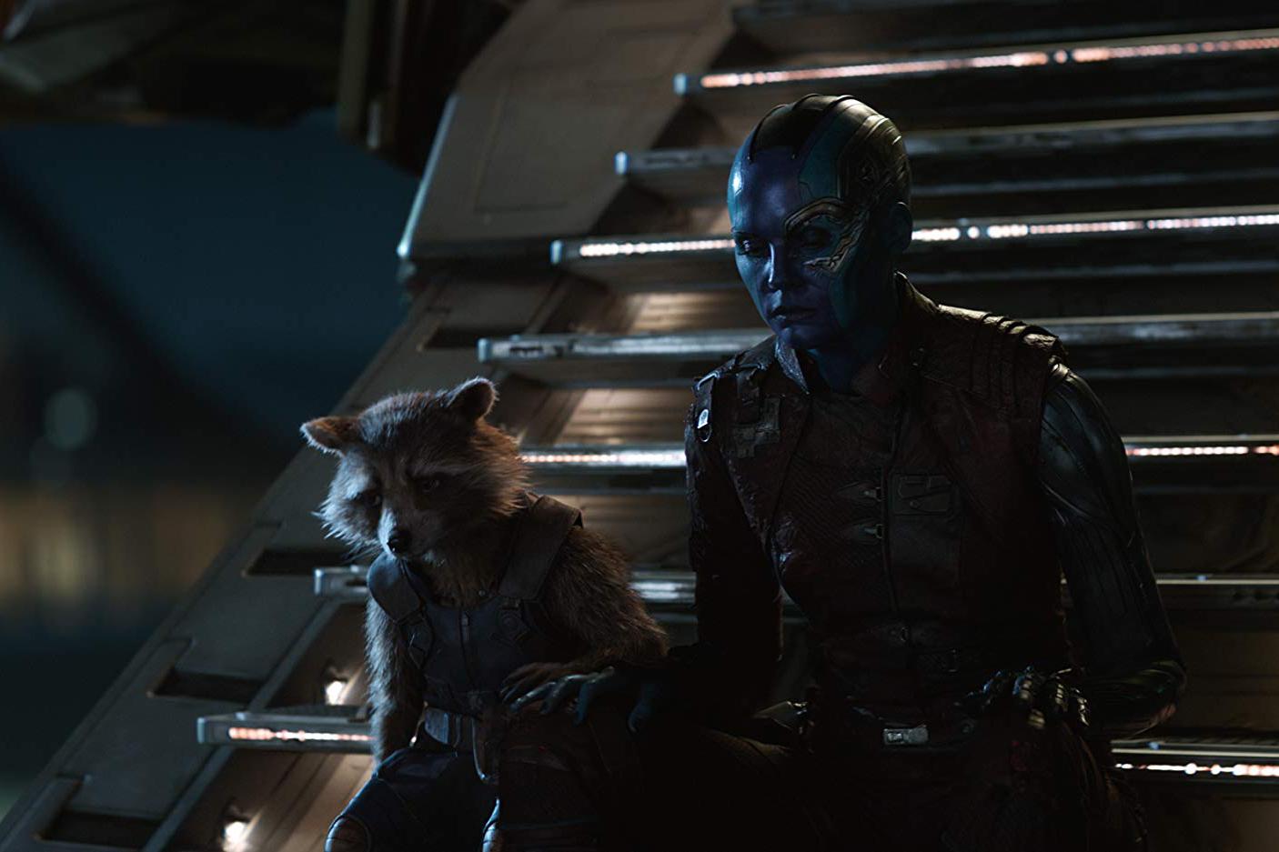 Still 10 for Avengers: Endgame
