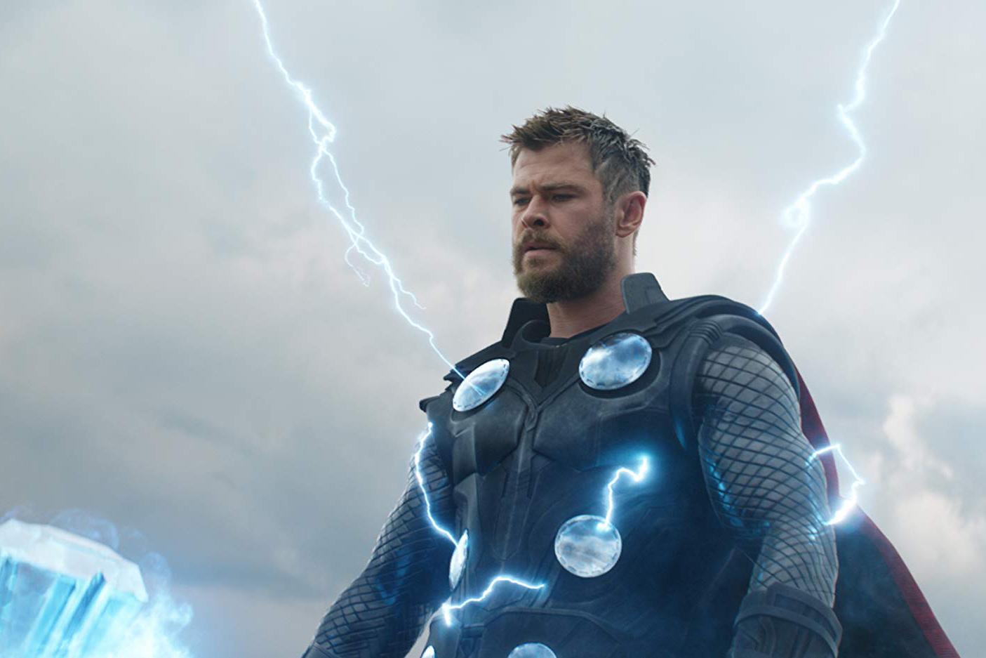 Still 12 for Avengers: Endgame