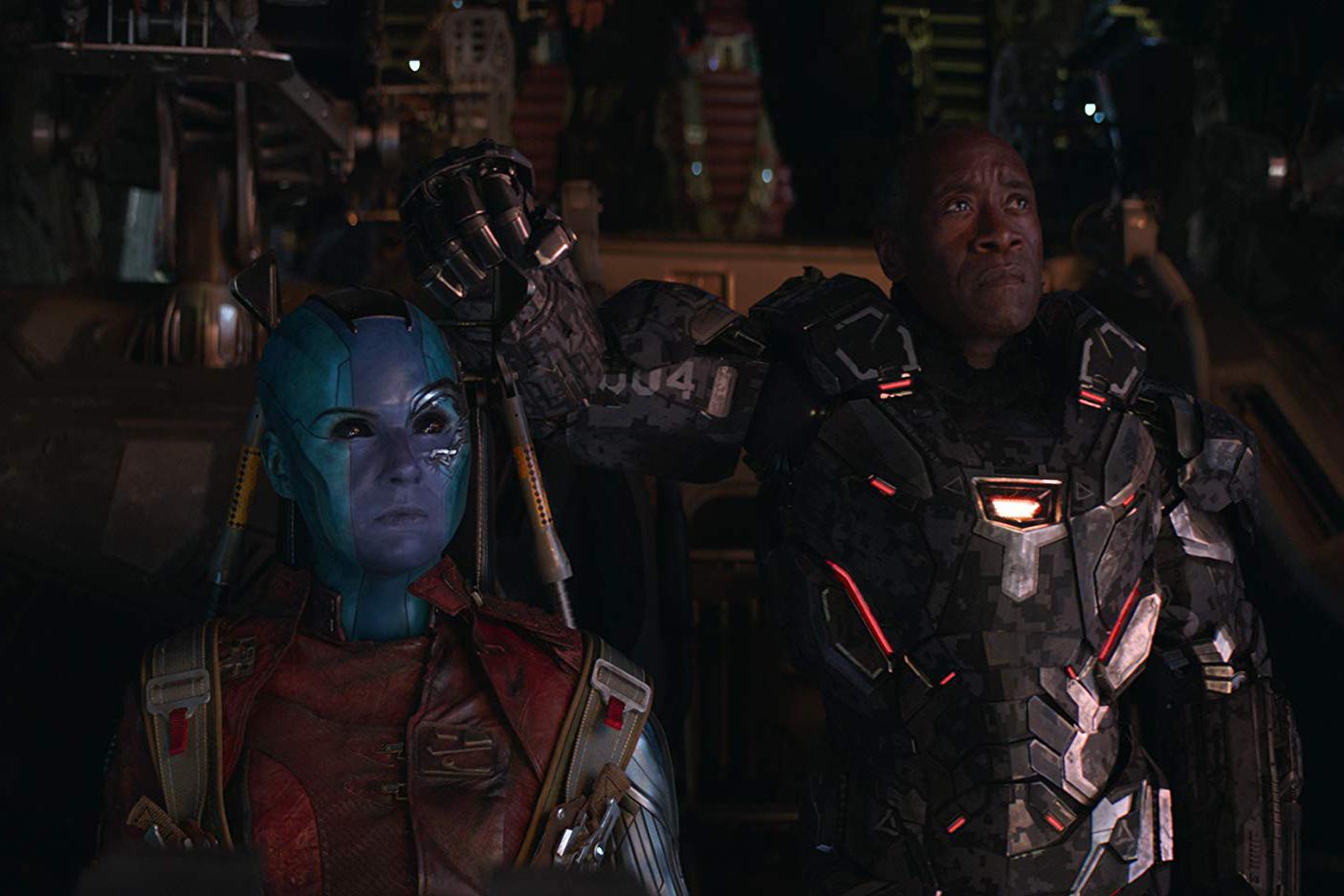 Still 13 for Avengers: Endgame