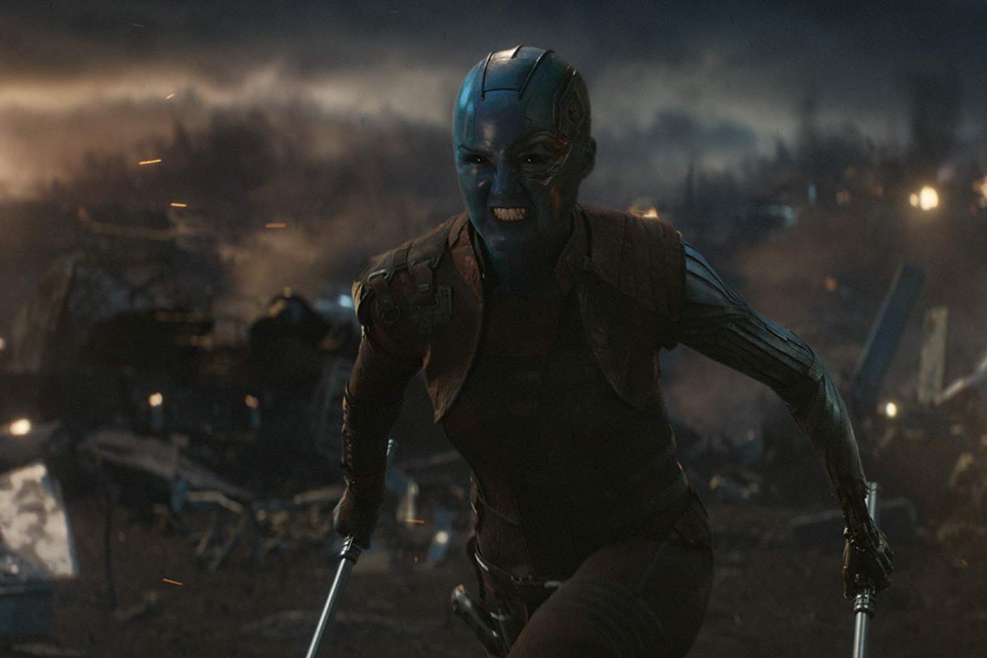 Still 15 for Avengers: Endgame