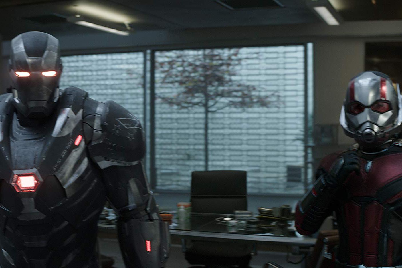 Still 16 for Avengers: Endgame
