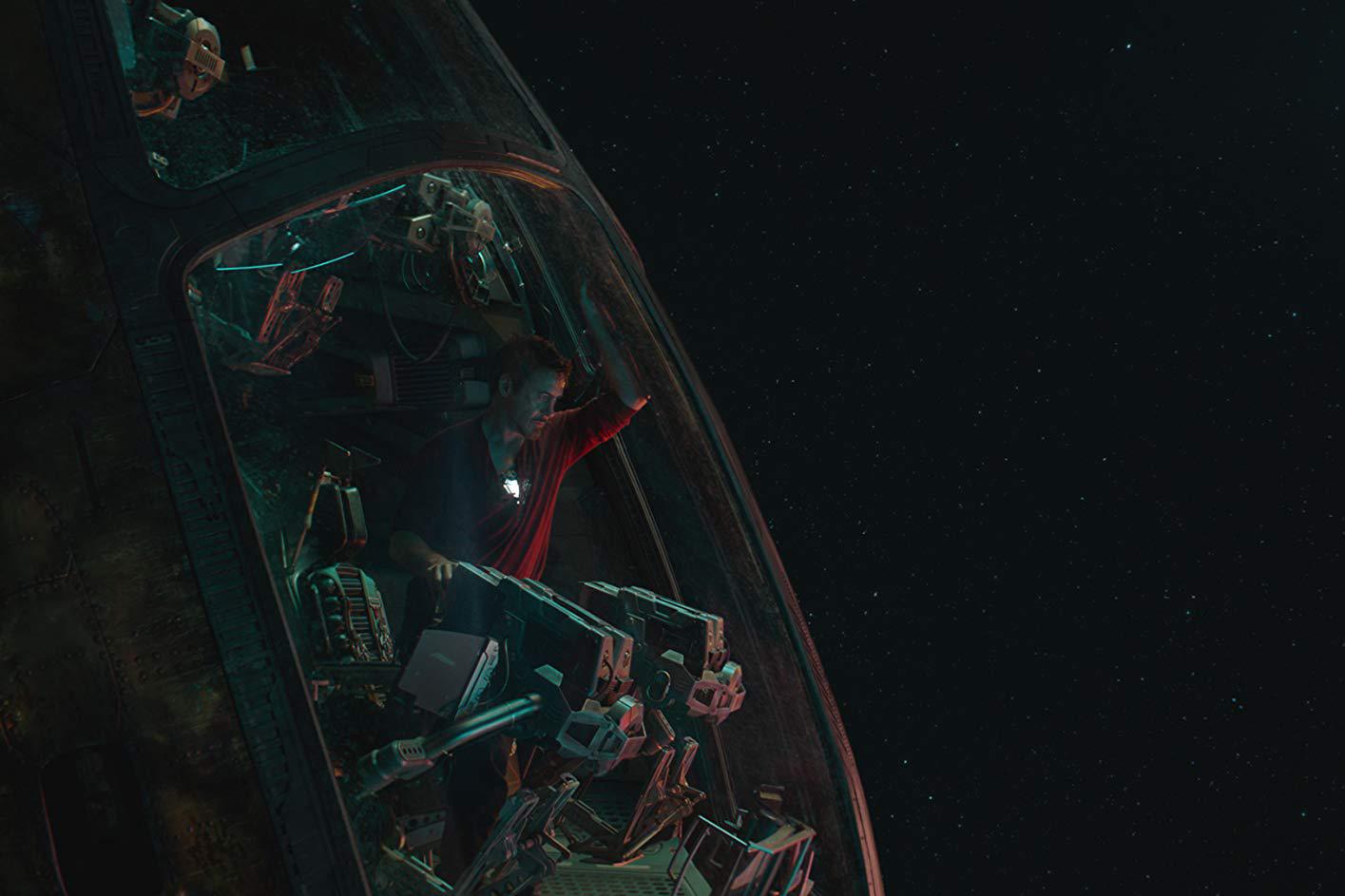 Still 17 for Avengers: Endgame
