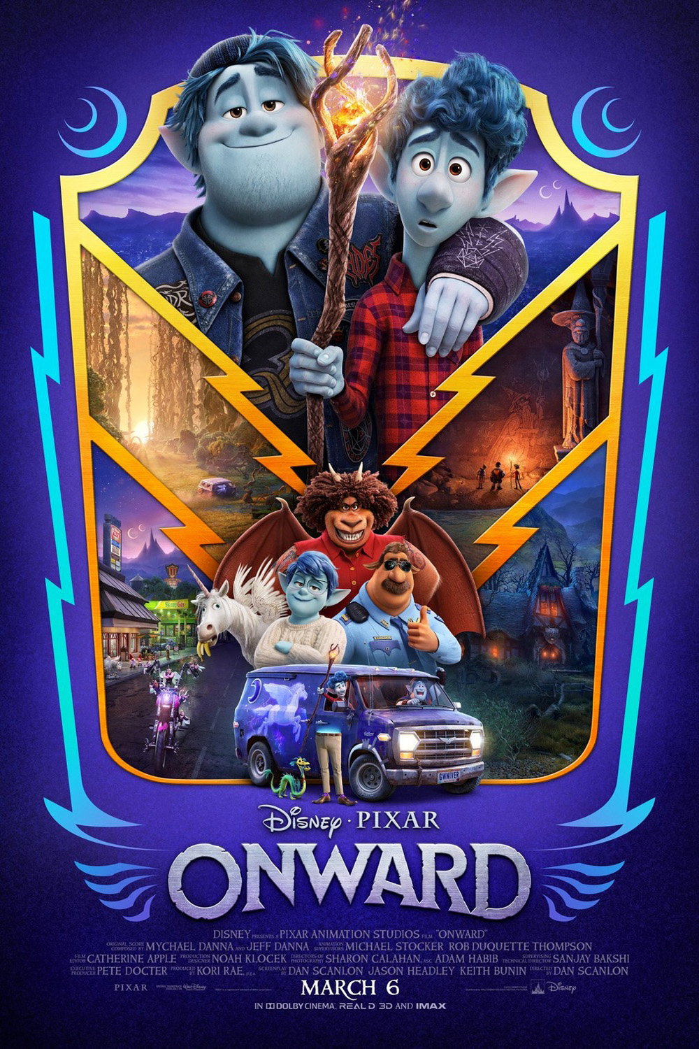 Poster for Onward