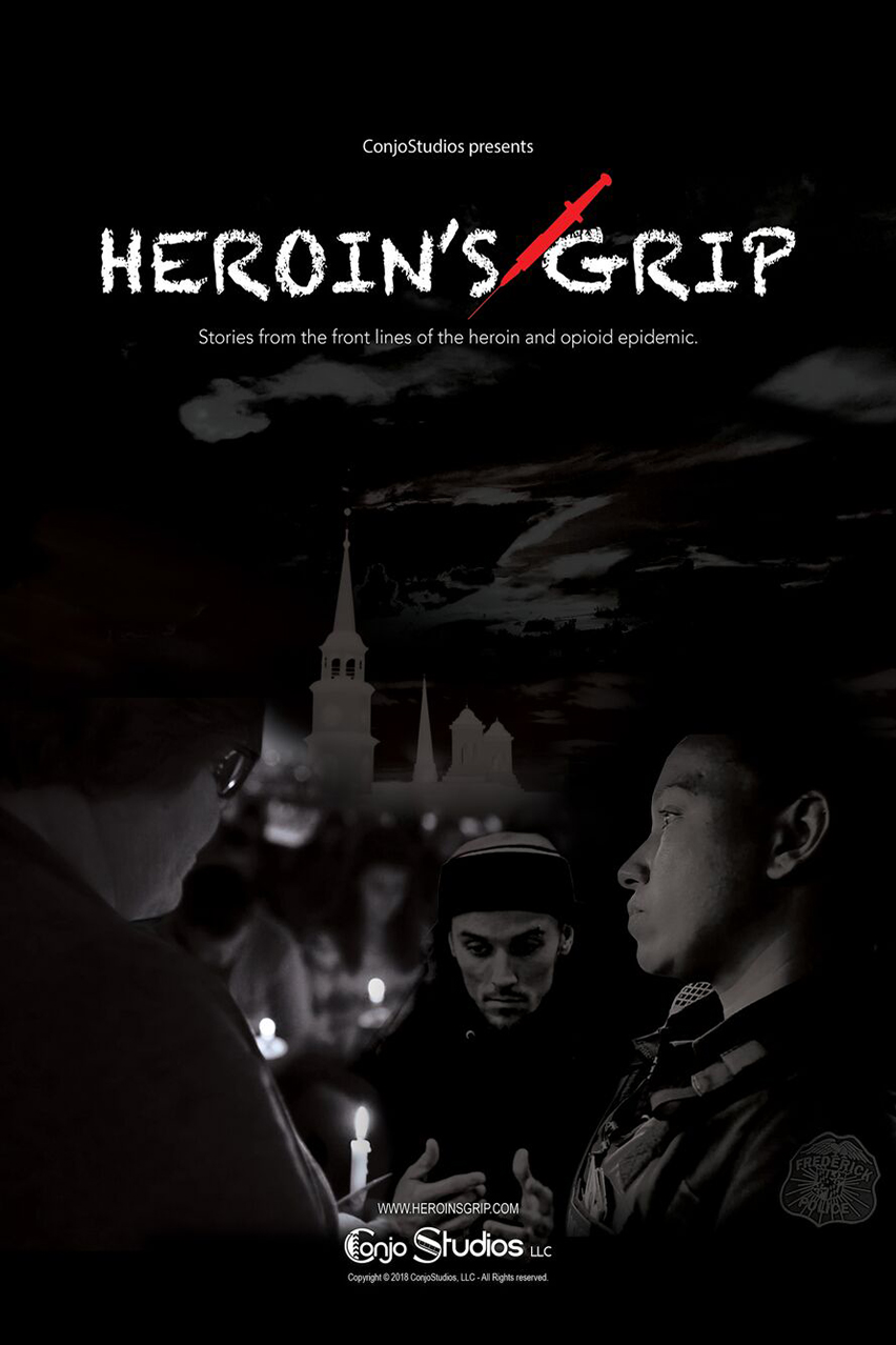 Poster of Heroin's Grip