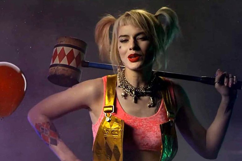 Still 3 for Birds of Prey (And the Fantabulous Emancipation of One Harley Quinn)