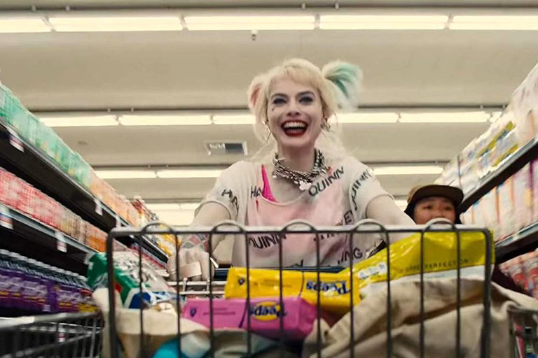 Still 7 for Birds of Prey (And the Fantabulous Emancipation of One Harley Quinn)