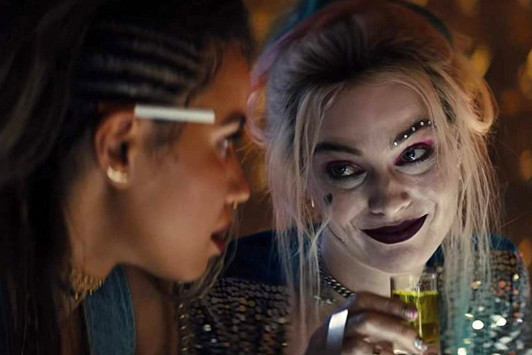 Still 14 for Birds of Prey (And the Fantabulous Emancipation of One Harley Quinn)