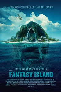 Poster of Fantasy Island