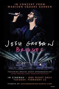 Poster of Josh Groban Bridges from Madison Square Ga...