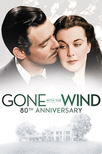 Poster of Gone with the Wind 80th Anniversary