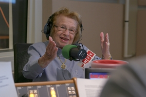 Ask Dr. Ruth cast photo