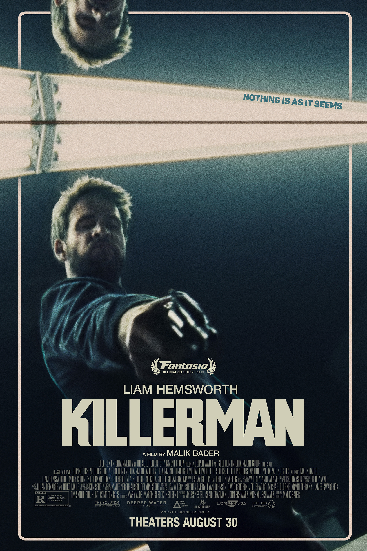 Poster for Killerman
