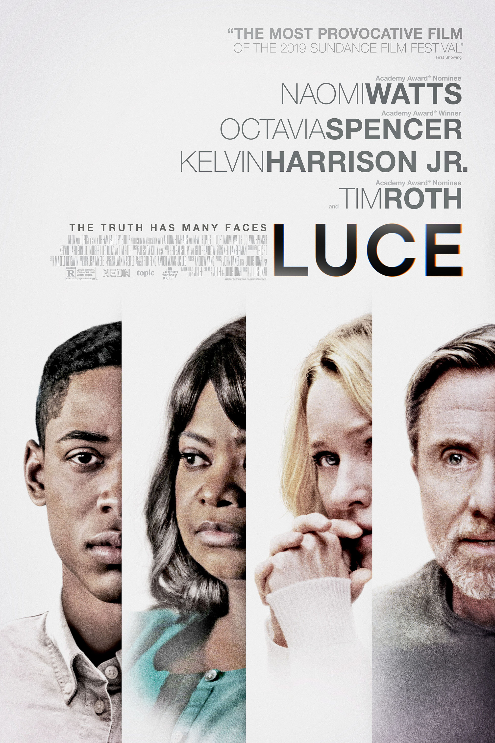 Poster for Luce