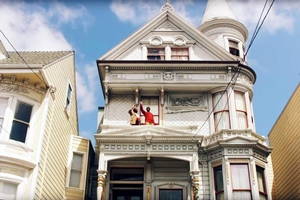 The Last Black Man in San Francisco cast photo