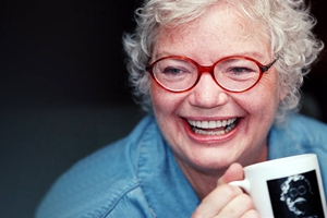 Raise Hell: The Life & Times of Molly Ivins cast photo