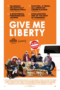 Poster of Give Me Liberty