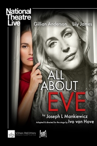 Poster of National Theatre Live: All About Eve