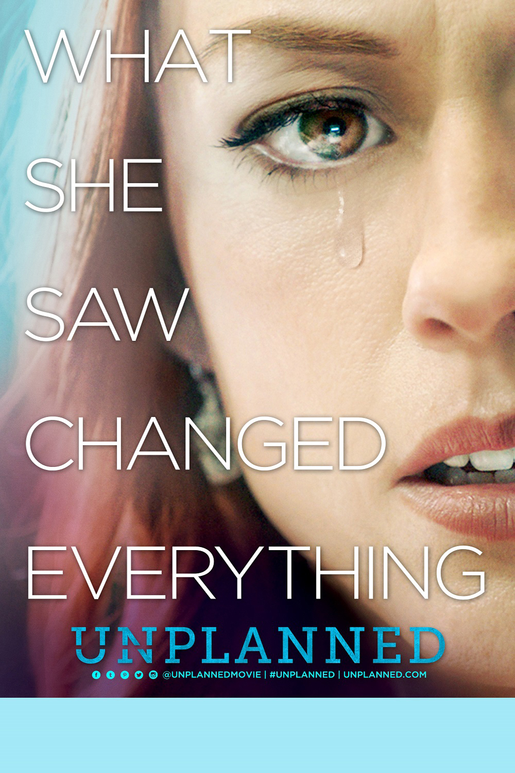 Poster for Unplanned