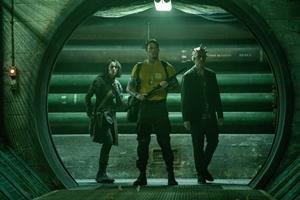 The Suicide Squad cast photo