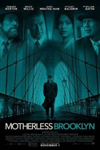 Poster of Motherless Brooklyn