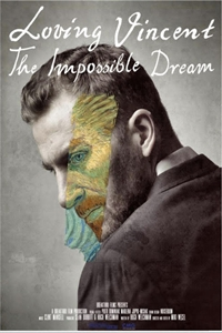 Loving Vincent: The Impossible Dream Poster