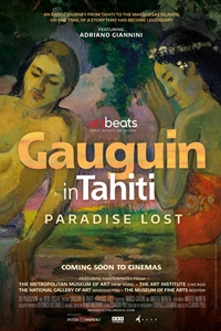Poster of Gauguin in Tahiti - Paradise Lost (Guigin a Tahiti