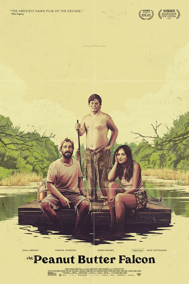 Poster for The Peanut Butter Falcon
