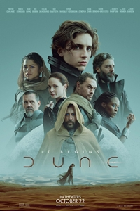 Poster of Dune