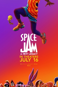 Poster ofSpace Jam: A New Legacy
