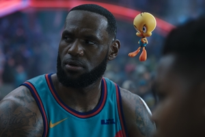 Space Jam: A New Legacy cast photo