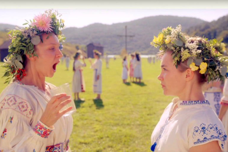 Hero Image for Midsommar