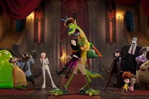 Hotel Transylvania: Transformania cast photo