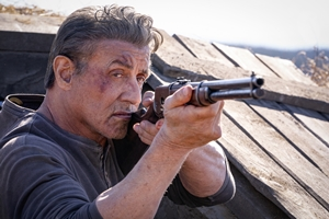 Still of Rambo: Last Blood