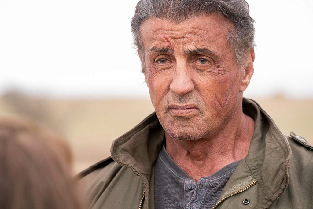 Still 10 for Rambo: Last Blood
