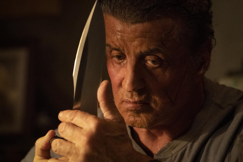 Still 15 for Rambo: Last Blood