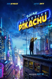 Poster of Detective Pikachu 3D