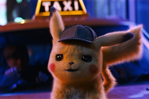 Still of Pokémon Detective Pikachu 3D