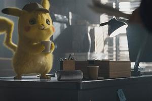 Still of Pokémon Detective Pikachu 3D