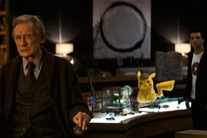 Still of Detective Pikachu 3D