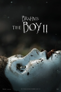 Poster of Brahms: The Boy II