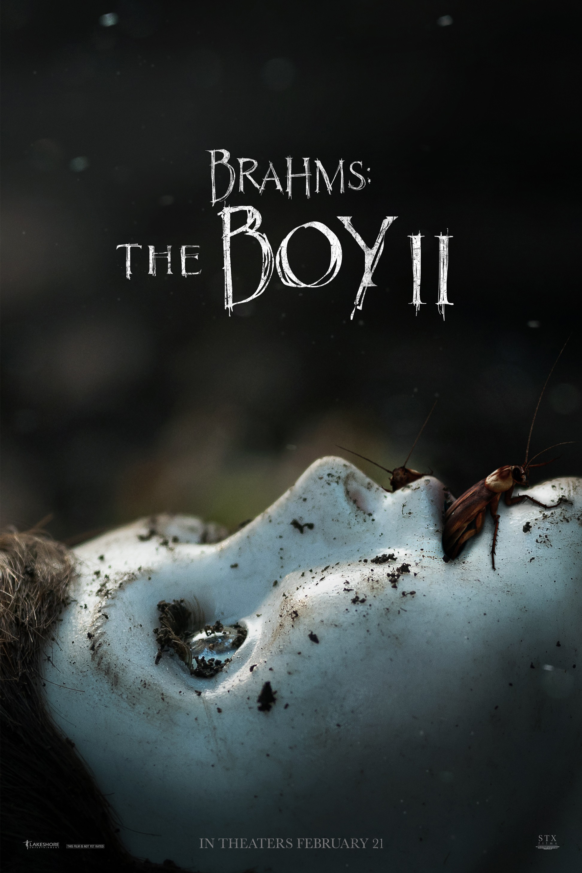 Poster for Brahms: The Boy II